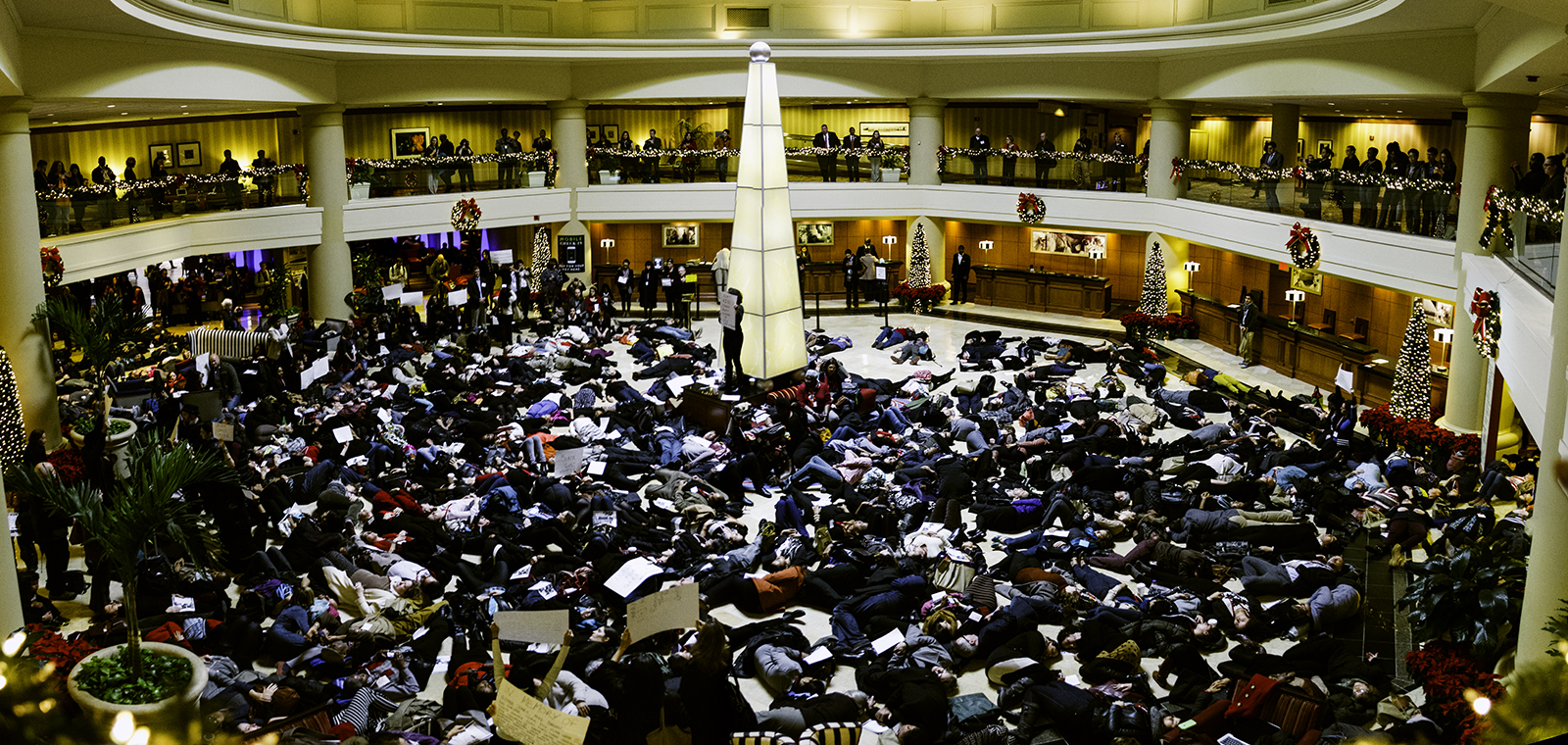 Die-in-from-above-panorama